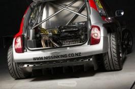 DLEDMV Nissan Micra Death March 09