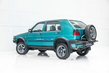 DLEDMV VW Golf Country - L'anti-stance dans la boue 18