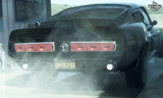 DLEDMV 2K18 - Ford Mustang Shelby GT500 Replica - 18
