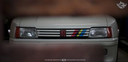 DLEDMV 2K18 - Peugeot 205 Rallye Dimma & KΩS photography - 11