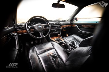 DLEDMV 2K19 - BMW 740i e32 Tim - 08