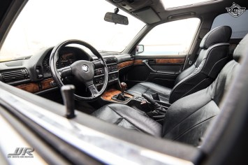 DLEDMV 2K19 - BMW 740i e32 Tim - 11