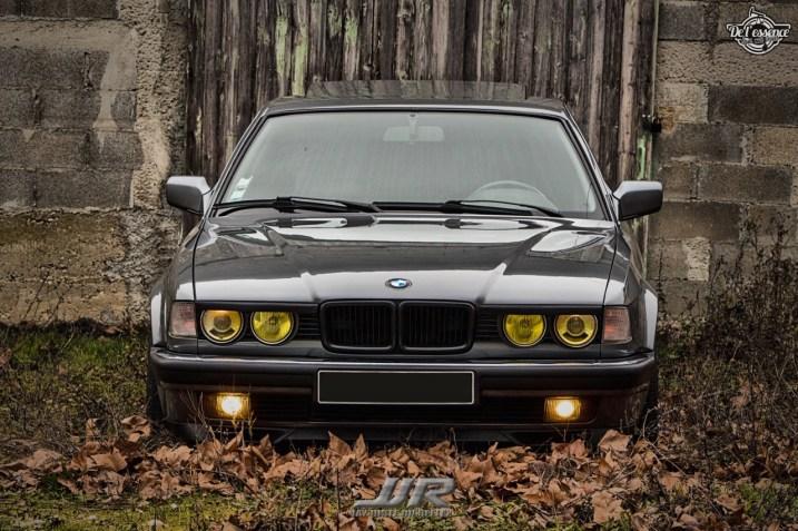 DLEDMV 2K19 - BMW 740i e32 Tim - 16