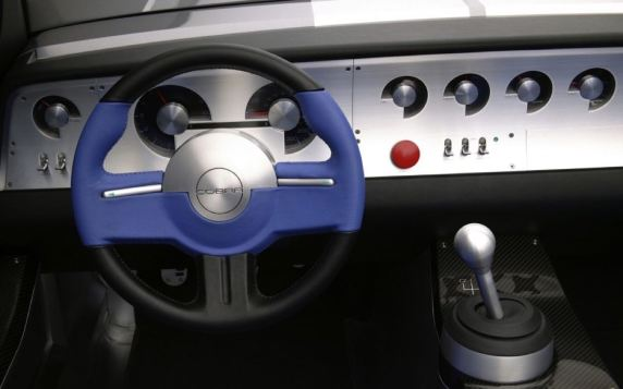 DLEDMV 2K19 - Ford Shelby Cobra Concept - 006