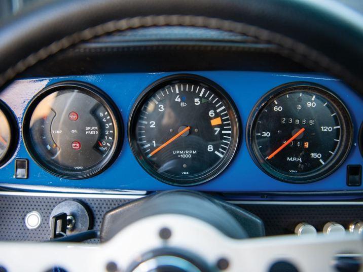 DLEDMV 2K19 - Porsche 911 Targa Outlaw Arrow Blue - 009