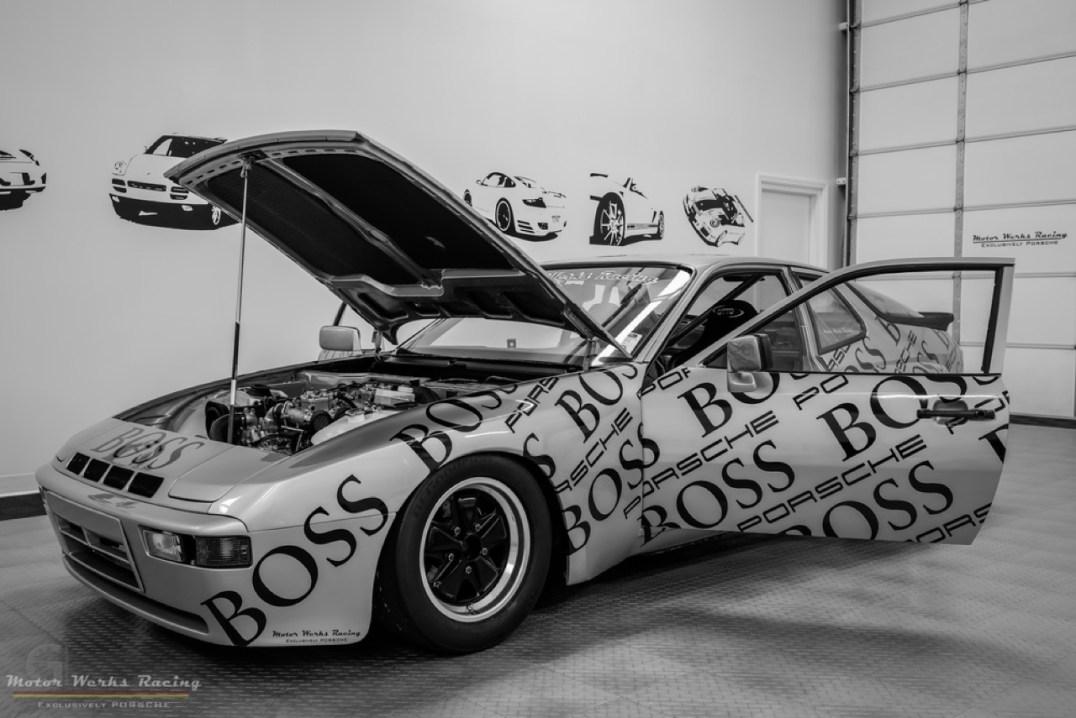 DLEDMV 2K19 - Porsche 924 GTP Motor Werks Racing Boss Tribute - 03