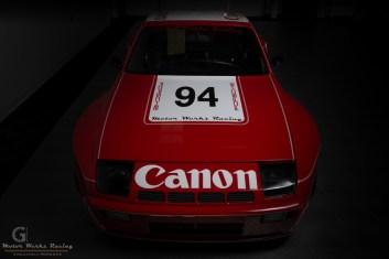 DLEDMV 2K19 - Porsche 924 GTP Motor Werks Racing Canon Tribute - 02