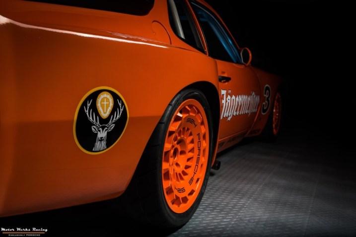DLEDMV 2K19 - Porsche 924 GTP Motor Werks Racing Jagermeister Tribute - 01