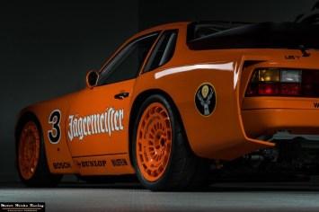 DLEDMV 2K19 - Porsche 924 GTP Motor Werks Racing Jagermeister Tribute - 02