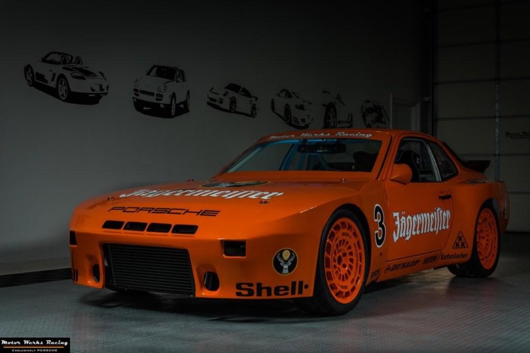 DLEDMV 2K19 - Porsche 924 GTP Motor Werks Racing Jagermeister Tribute - 04