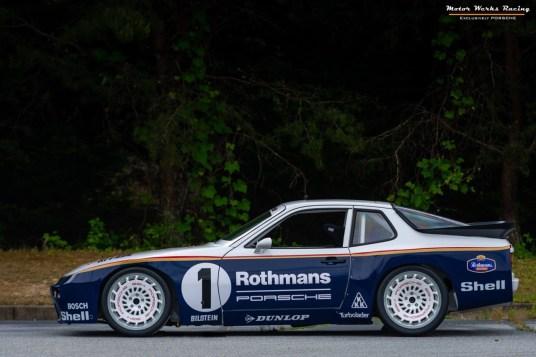 DLEDMV 2K19 - Porsche 924 GTP Motor Werks Racing Rothmans Tribute - 08