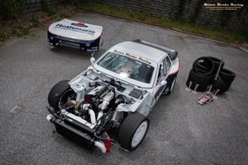 DLEDMV 2K19 - Porsche 924 GTP Motor Werks Racing Rothmans Tribute - 09