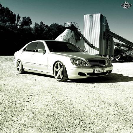DLEDMV 2K19 - Mercedes S500 Benoit & Julien - 013