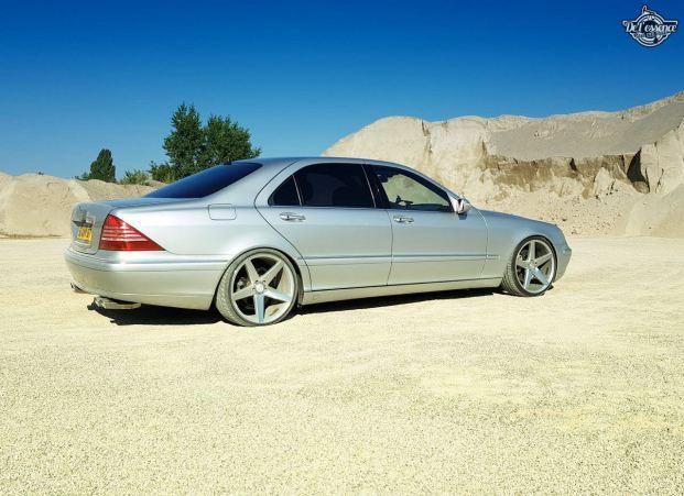 DLEDMV 2K19 - Mercedes S500 Benoit & Julien - 014