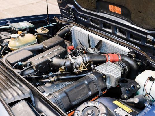 DLEDMV 2K19 - Alpina B7 Turbo Coupé - 007