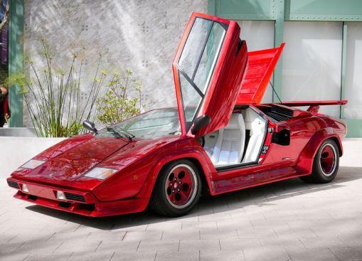 DLEDMV 2K19 - Lamborghini Countach Twinturbo Red Max Bobnar - 002