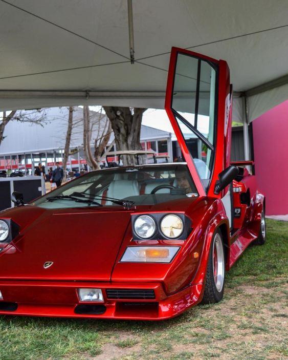 DLEDMV 2K19 - Lamborghini Countach Twinturbo Red Max Bobnar - 003