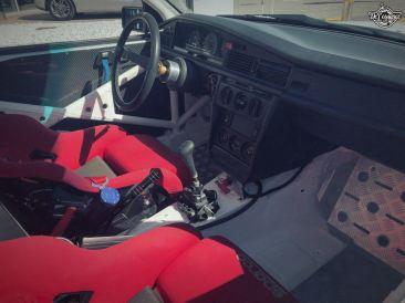 DLEDMV 2K19 - Mercedes 190 2.5 16 Racing - 007