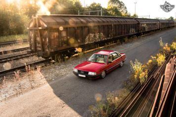 DLEDMV 2K19 - Audi 100 Slammed Loyalty - 021