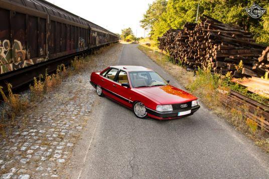 DLEDMV 2K19 - Audi 100 Slammed Loyalty - 031