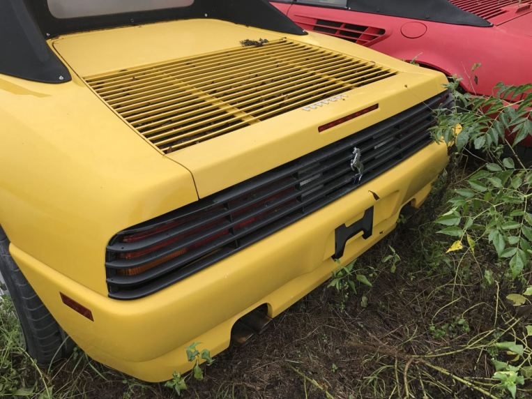 DLEDMV 2K19 - Ferrari Cimetary - 011