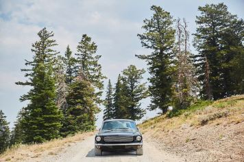 DLEDMV 2K19 - Ford Mustang Restomod Dempsey - 005