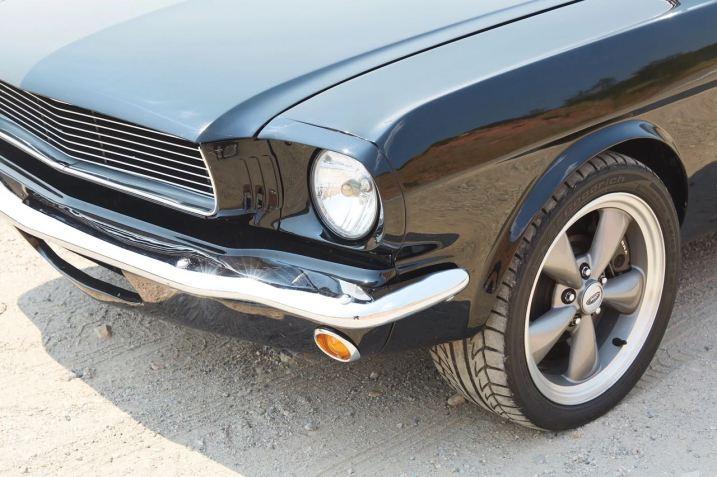 DLEDMV 2K19 - Ford Mustang Restomod Dempsey - 010