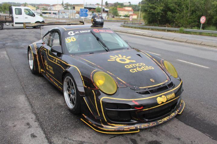 DLEDMV 2K19 - Porsche 911 GT3 R 4.0 Hillclimb - 006