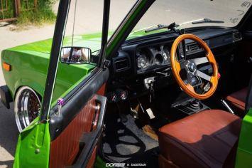 DLEDMV 2K19 - Slammed Lada 2105 Alexander - 002