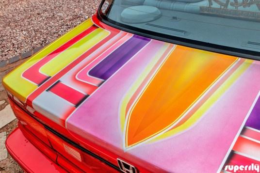 DLEDMV Honda Civic Lowrider 05