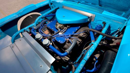 DLEDMV 2K19 - 70 Plymouth Superbird Richard Petty Nascar -006
