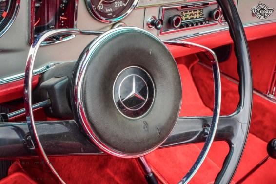 DLEDMV 2K18 - Mercedes 230 SL Julien Morin - 21