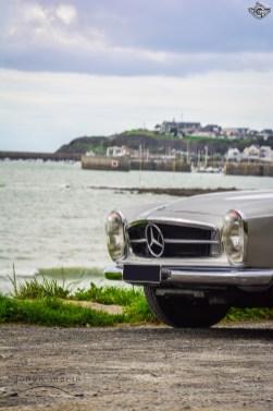 DLEDMV 2K18 - Mercedes 230 SL Julien Morin - 22
