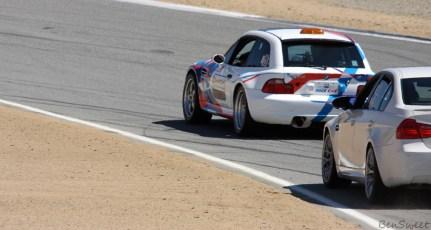 DLEDMV 2K19 - BMW Z3 M Coupé - PPG Pace car 99 - 003