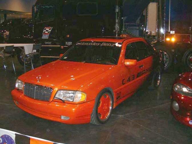 DLEDMV 2K19 - C43 AMG - PPG Pace car 98 - 001