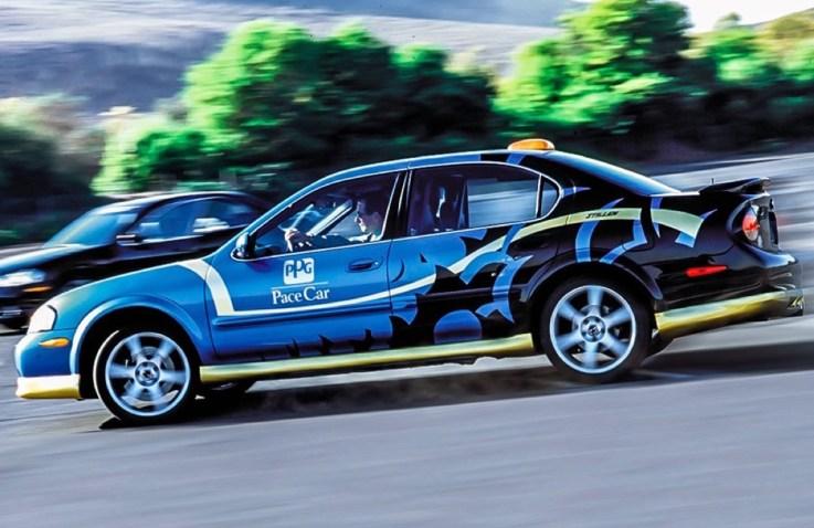 DLEDMV 2K19 - Nissan Maxima - PPG Pace car 2000 - 001