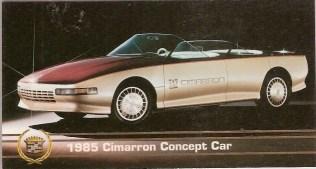 DLEDMV 2K19 - PPG Pace Cars - Cadillac Cimarron Dual Cowl Phaeton Concept - 85 - 003