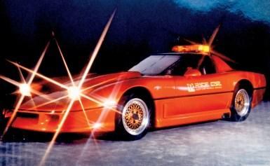 DLEDMV 2K19 - PPG Pace Cars - Chevrolet Corvette - 84 - 003