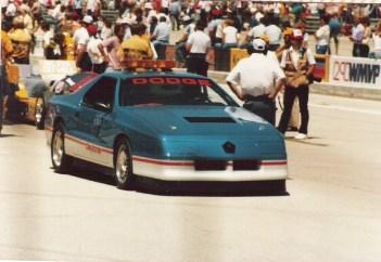 DLEDMV 2K19 - PPG Pace Cars - Dodge Daytona Turbo Z - 83 - 002
