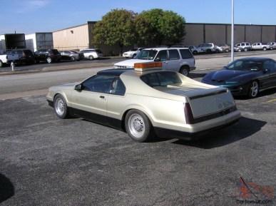 DLEDMV 2K19 - PPG Pace Cars - Lincoln Mark VII - 84 - 002