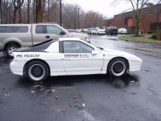 DLEDMV 2K19 - PPG Pace Cars - Pontiac Fiero GTP 85 - 004