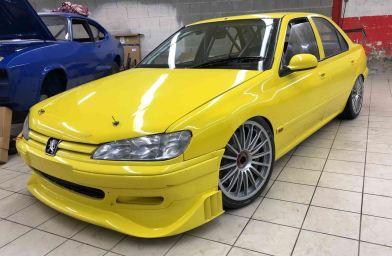 DLEDMV 2K19 - Peugeot 406 Touring Car -008