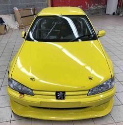 DLEDMV 2K19 - Peugeot 406 Touring Car -009