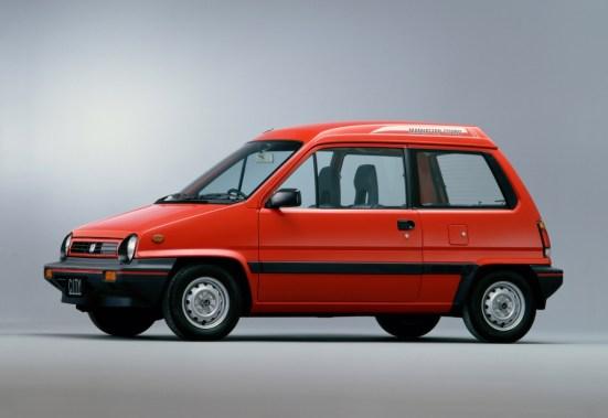 DLEDMV Honda City Turbo Motocompo 11