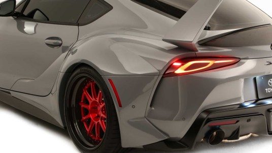 DLEDMV 2K19 - #SEMA - Toyota Supra HyperBoost Edition - 001
