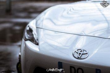 DLEDMV La Toyota GT86 de Clément - Petite perle shootée par-terre14