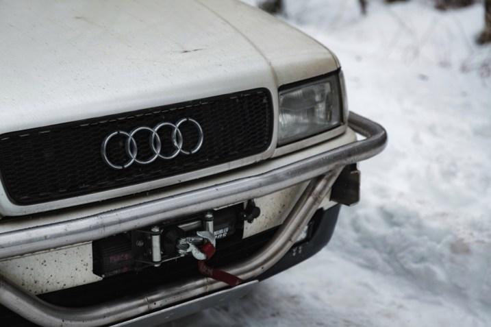 2020 DLEDMV - Audi 80 Off Road -J'aime me battre ! - 12