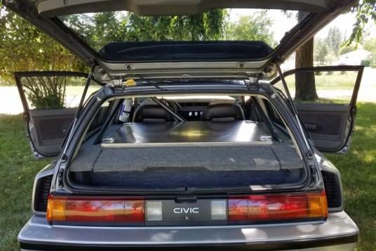 2020 DLEDMV - Honda Civic V6 - C'est comme ça qu'on tond sa pelouse - 08
