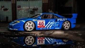 DLEDMV 2020 - Ferrari F40 LM & F40 Competizione - 025