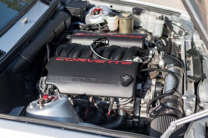 2020 DLEDMV - BMW E30 Swap LS6 - Coeur de Corvette - 21